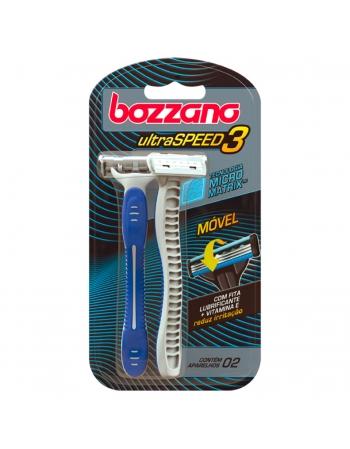 BOZZANO APARELHO DE BARBEAR SPEED3 ULTRA 2 un