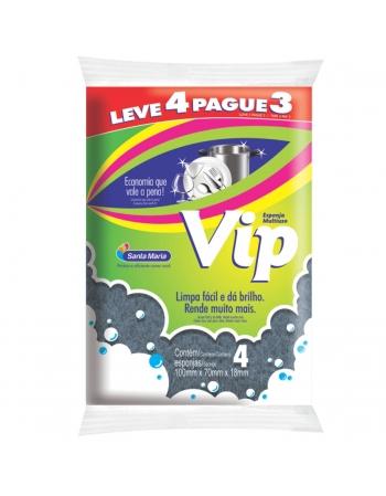 VIP ESPONJA - LEVE 4, PAGUE 3