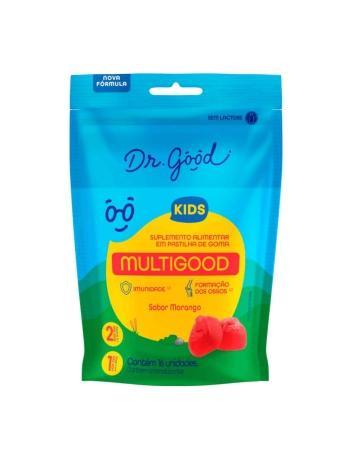 FINI DR.GOOD POUCH MULTIGOOD KIDS 16un