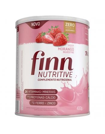 FINN NUTRITIVE MORANGO 400g