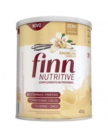 FINN NUTRITIVE BAUNILHA 400g
