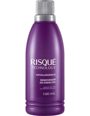 RISQUE TECHNOLOGY REMOVEDOR DE ESMALTE 100ml