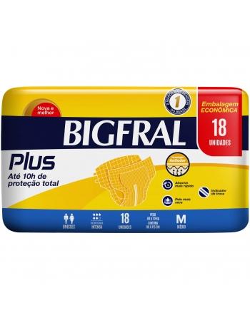 BIGFRAL PLUS ECONÔMICA M 18un
